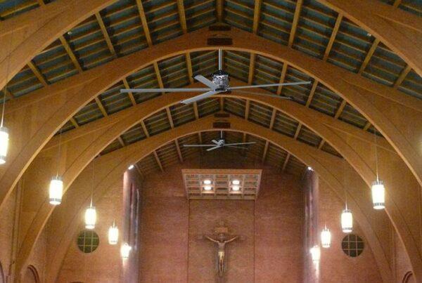 church-fan